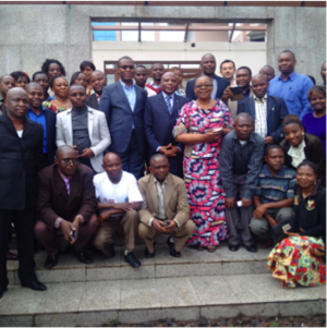 DRC's North Kivu Ministry Of Health Launches The National Family Planning Working Group Model At The Provincial Level