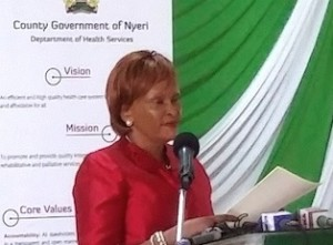 Kenya's Nyeri County Launches Costed Strategic Plan, Commits 10% Of Health Budget To Family Planning