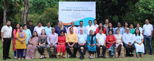 AFP Workshop Fosters Expansion of SMART Advocacy in India, Bangladesh, and The Philippines