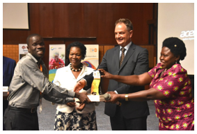 AFP Districts in Uganda Win Majority of Family Planning Awards